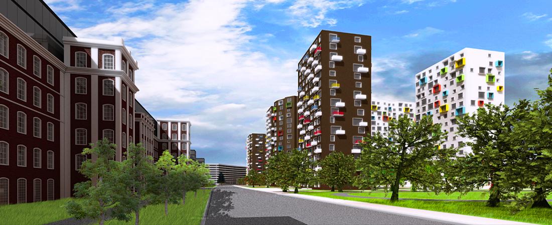 атуальные тенденции девелоперских проектов - Феникс-Парк Раменское
